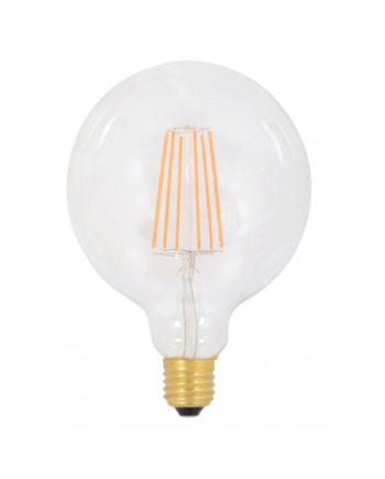 Ge Lighting Led Bulb Heritage G125 7.5 Watt Dim Warm White