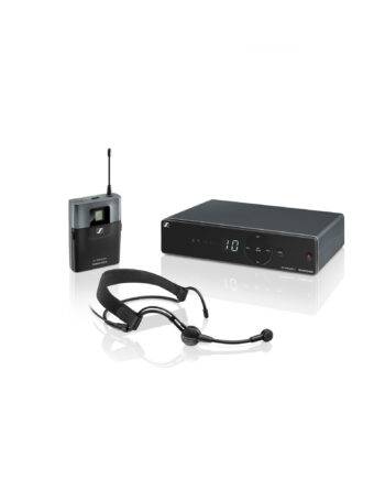 Sennheiser Xsw 1 Me3 Wireless Headset Kit