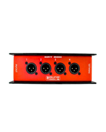 Sound Tools Cat Box Stage Box 3