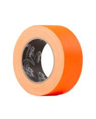 Le Mark Magtape Ultra Matt Gaffer Tape Orange