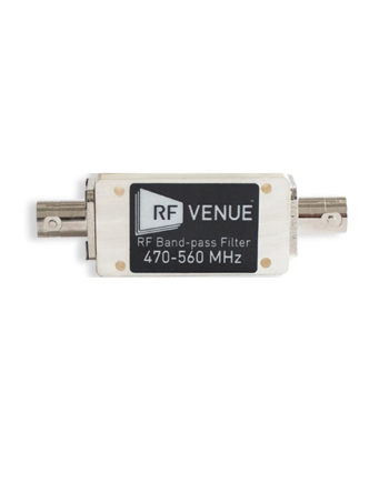 Rf Venue Rf Band Pass Filter