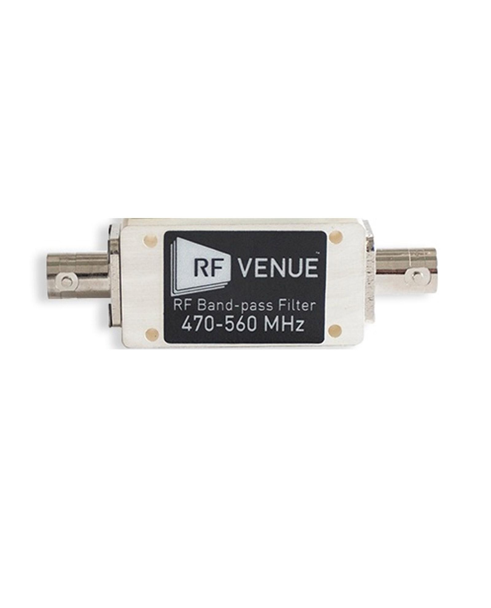 Rf Venue Rf Band Pass Filter