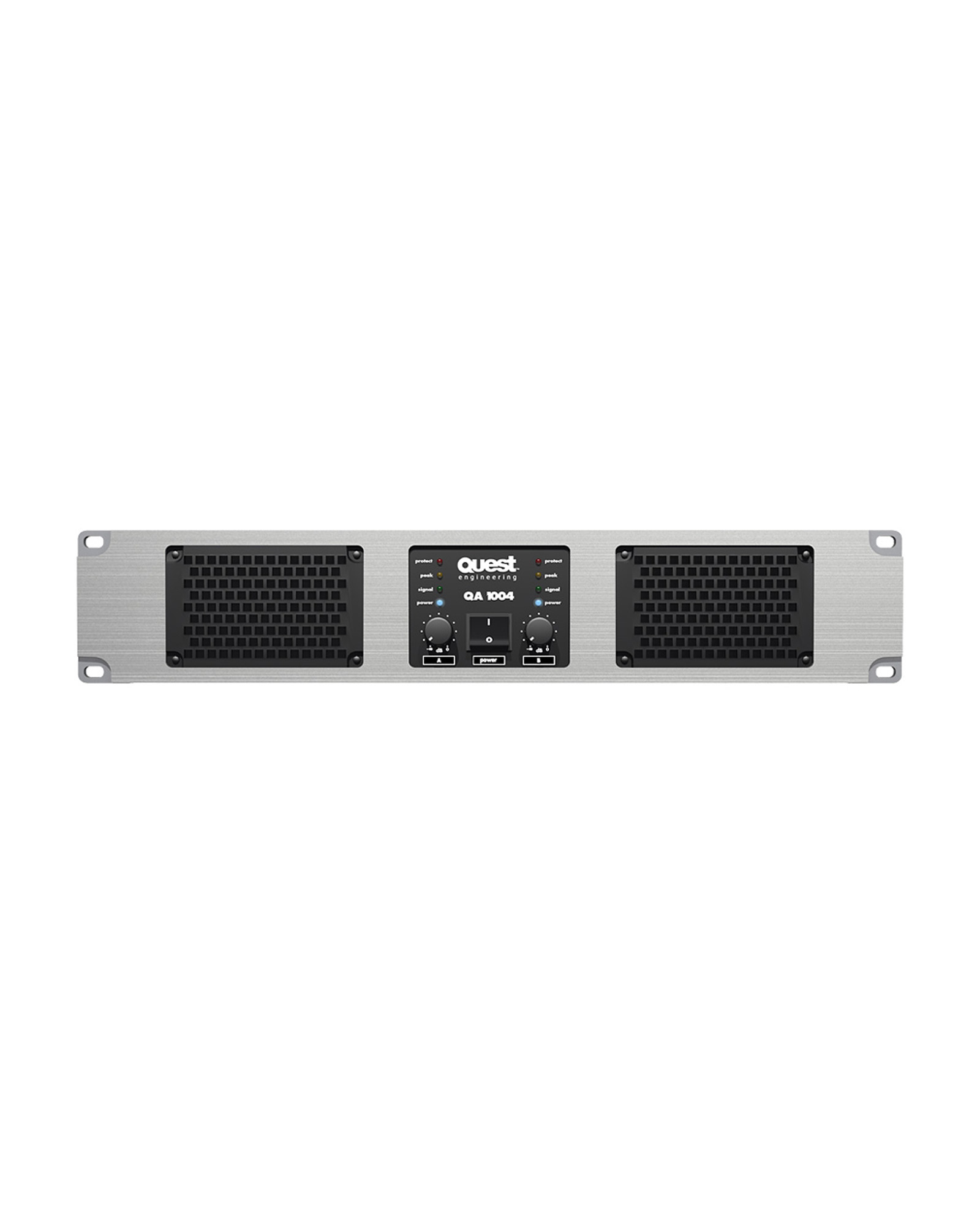 Quest Qa1004 2 Channel Amplifier