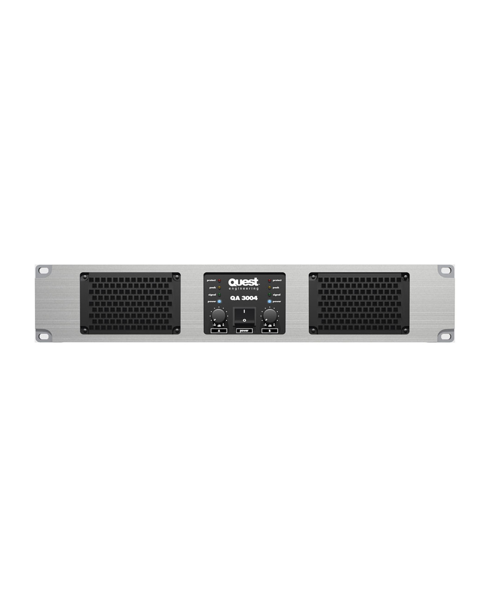 Quest Qa3004 2 Channel Amplifier
