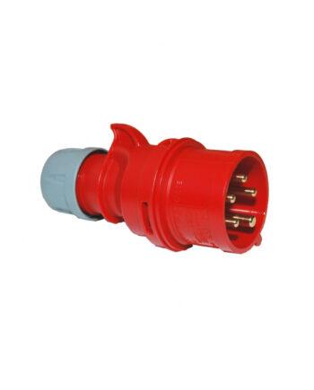 Pce 015 6 16a 5 Pin Plug Ip44