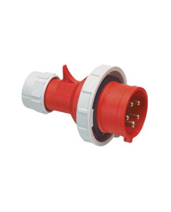 Pce 0152 6 16a 5 Pin Plug Ip67