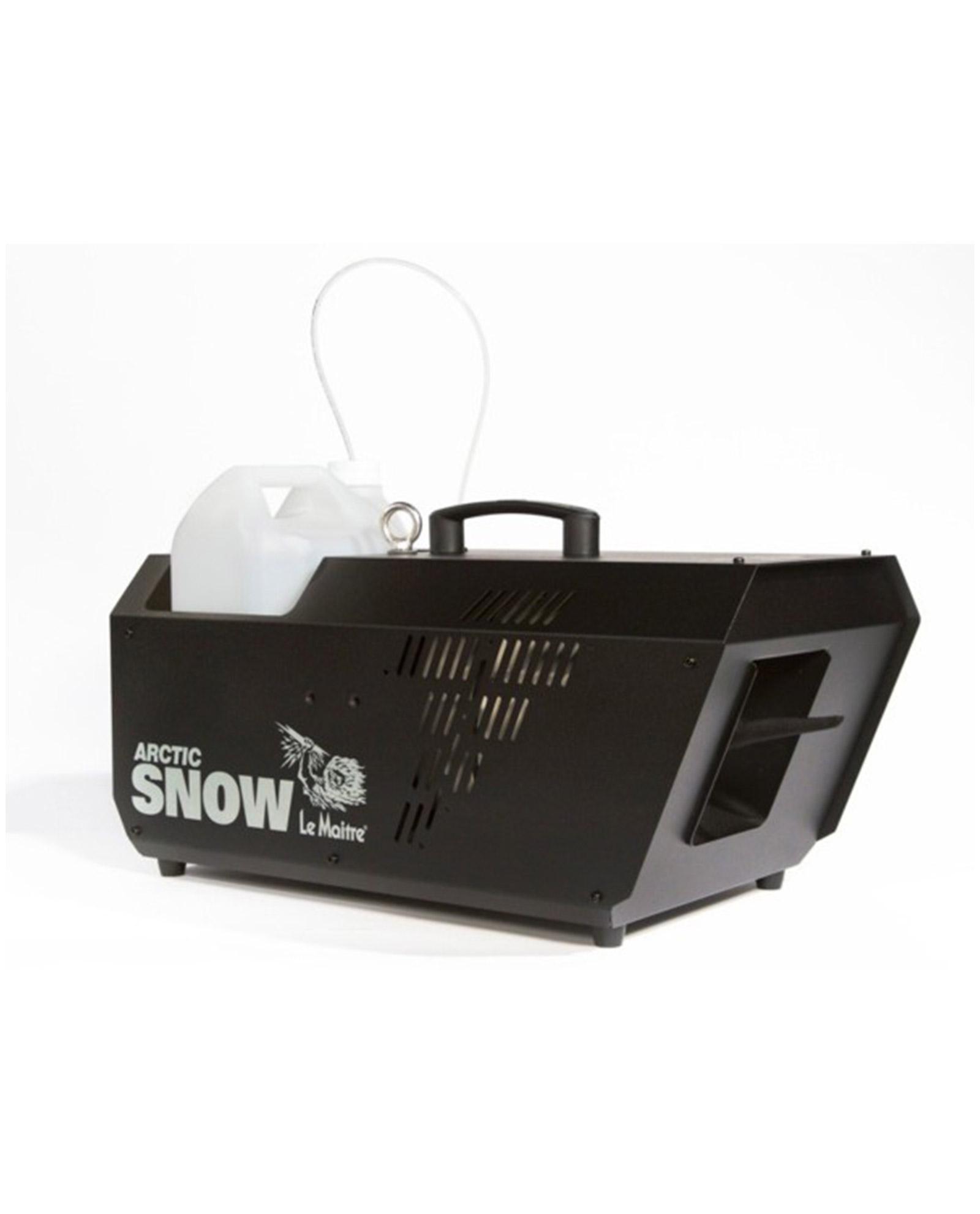 Le Maitre Arctic Snow Machine