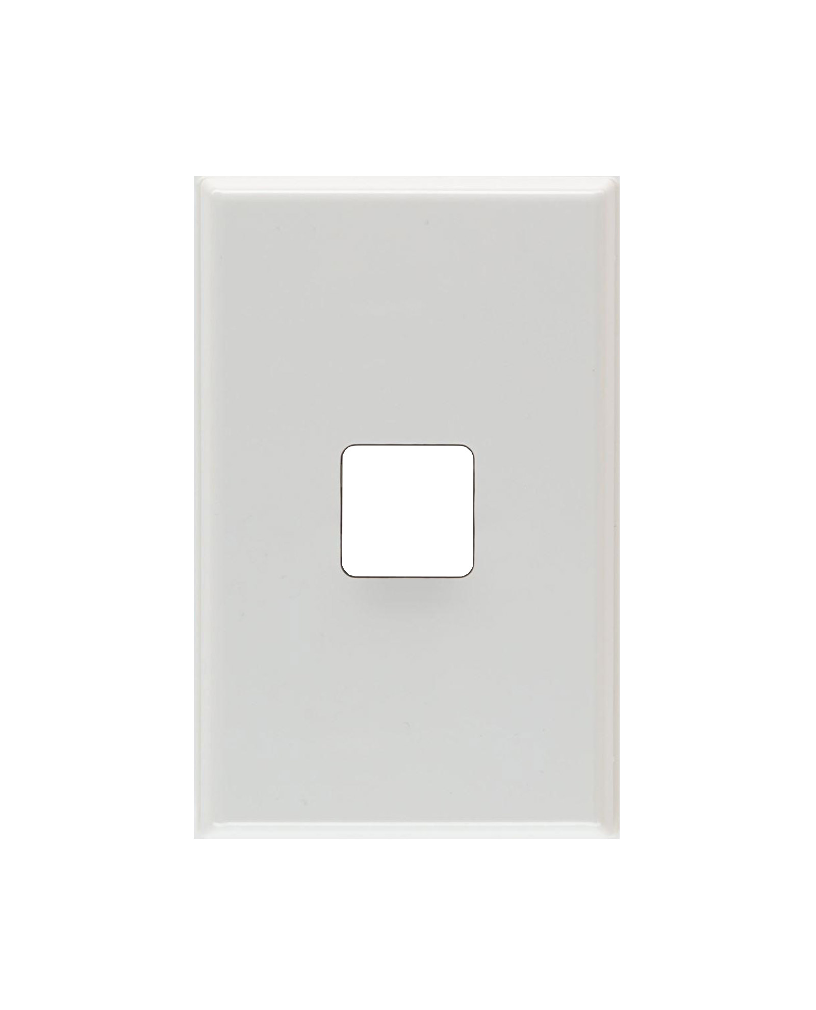 Pdl 600 Series 681vh Single Vertical Cover Plate