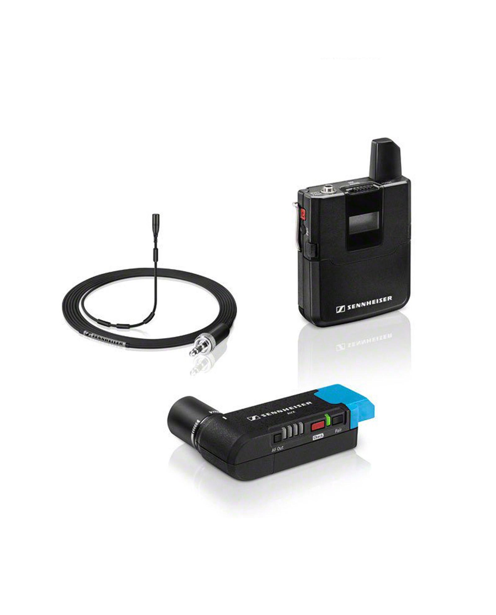 Sennheiser Avx Mke2 Wireless Digital compact Omni Lavalier Set 1