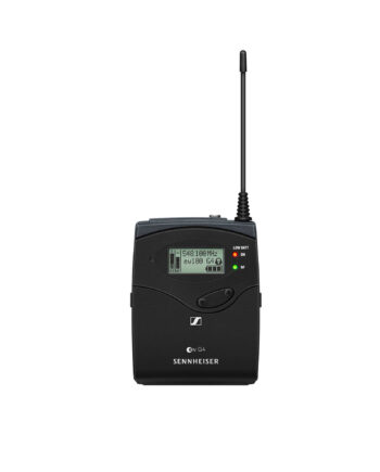 Sennheiser Ek 100 G4 Camera Portable Wireless Receiver 1