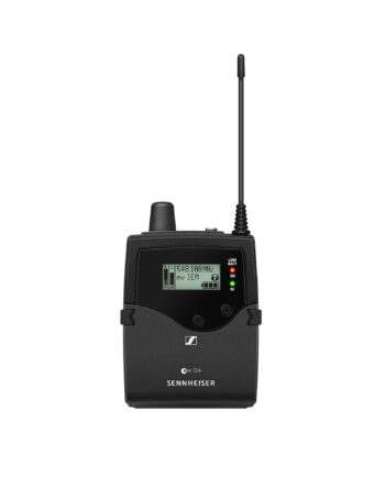 Sennheiser Ek Iem G4 Bodypack Receiver Stereo For Professional Live Sound Applications 1
