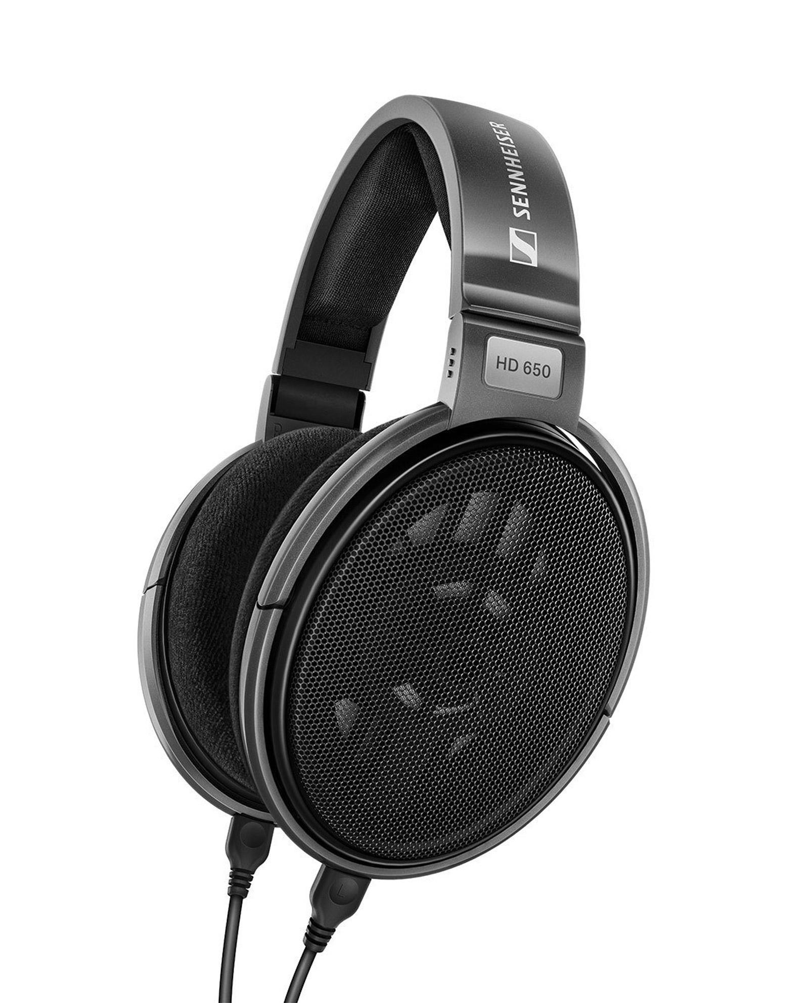Sennheiser Hd 650 Over Ear Headphones