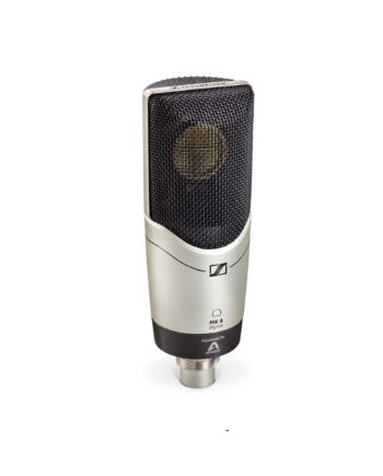 Sennheiser Mk 4 Condenser Microphone For Professional Studio Recordings