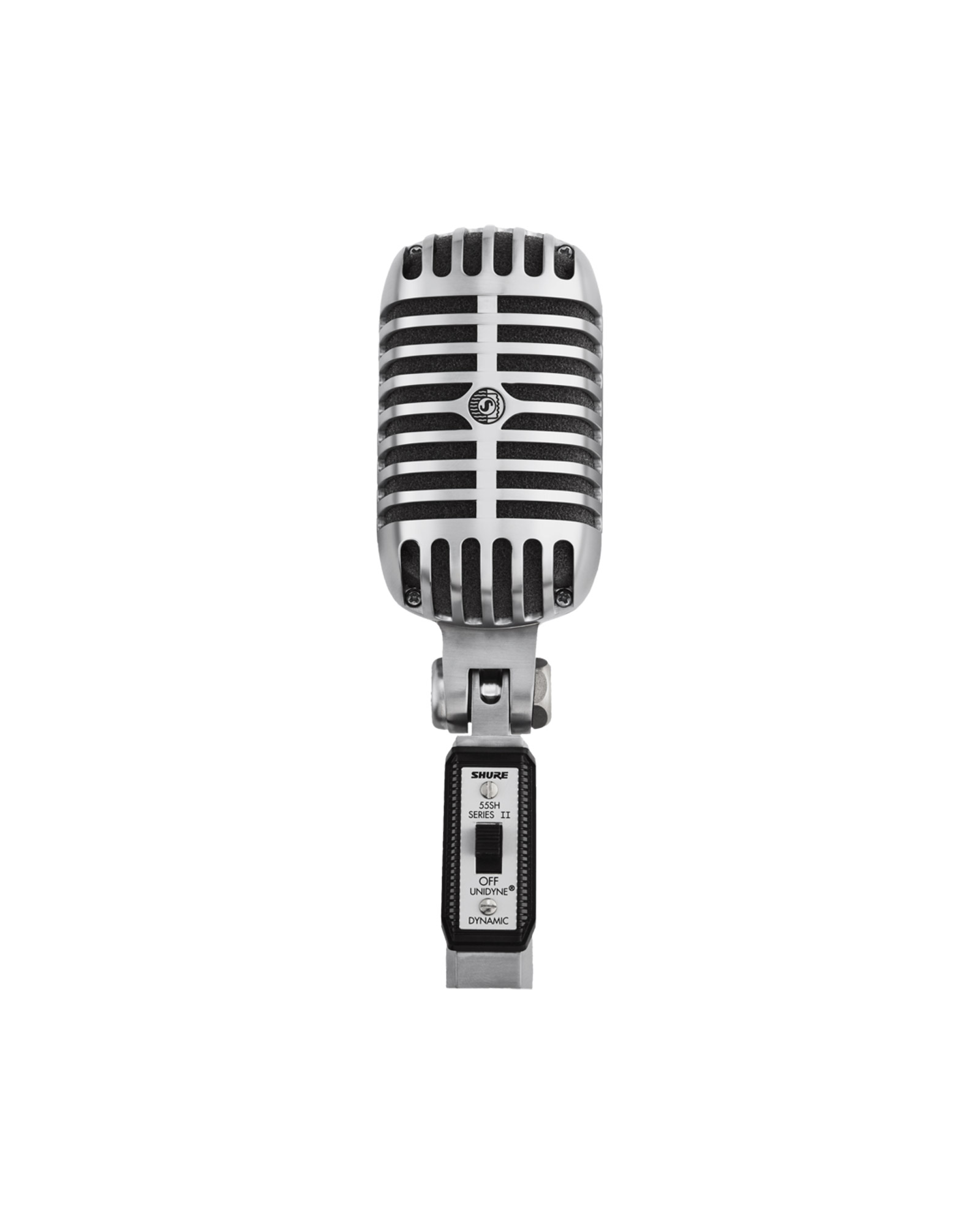 Shure 55sh Series Ii Iconic Unidyne Vocal Microphone 1