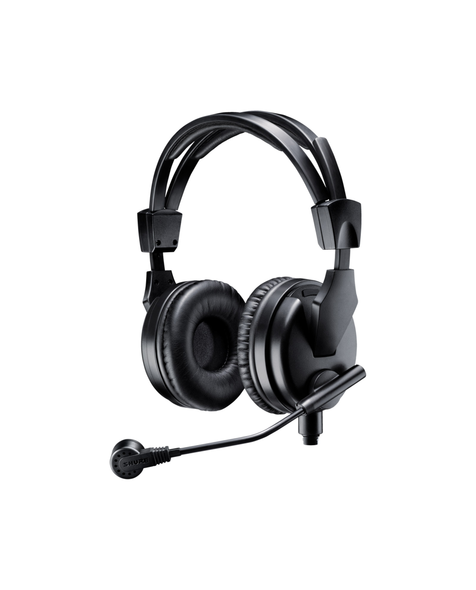 Shure Brh50m Dual Sided Broadcast Headset 1