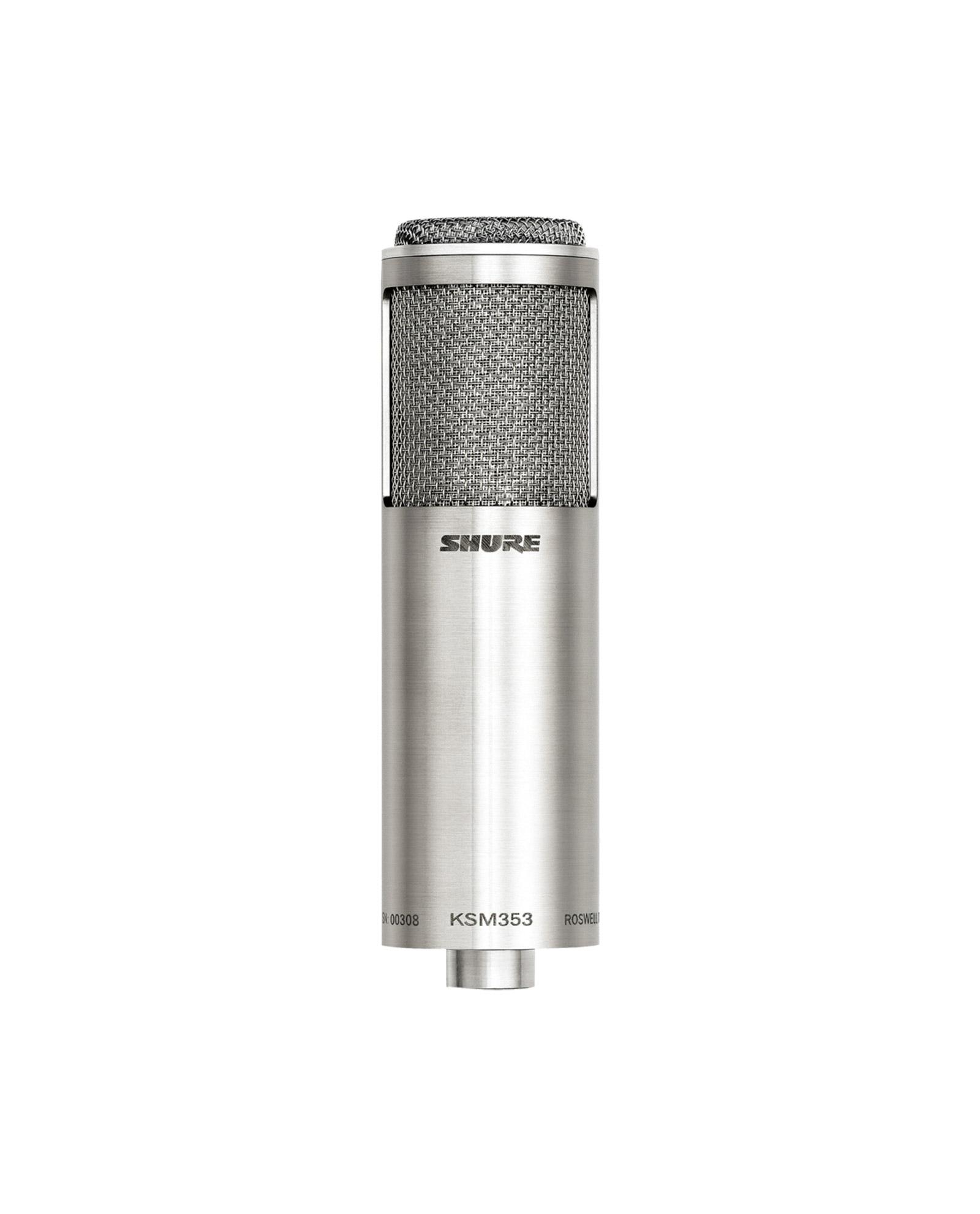 Shure Ksm353 Ed Ribbon Microphone 1