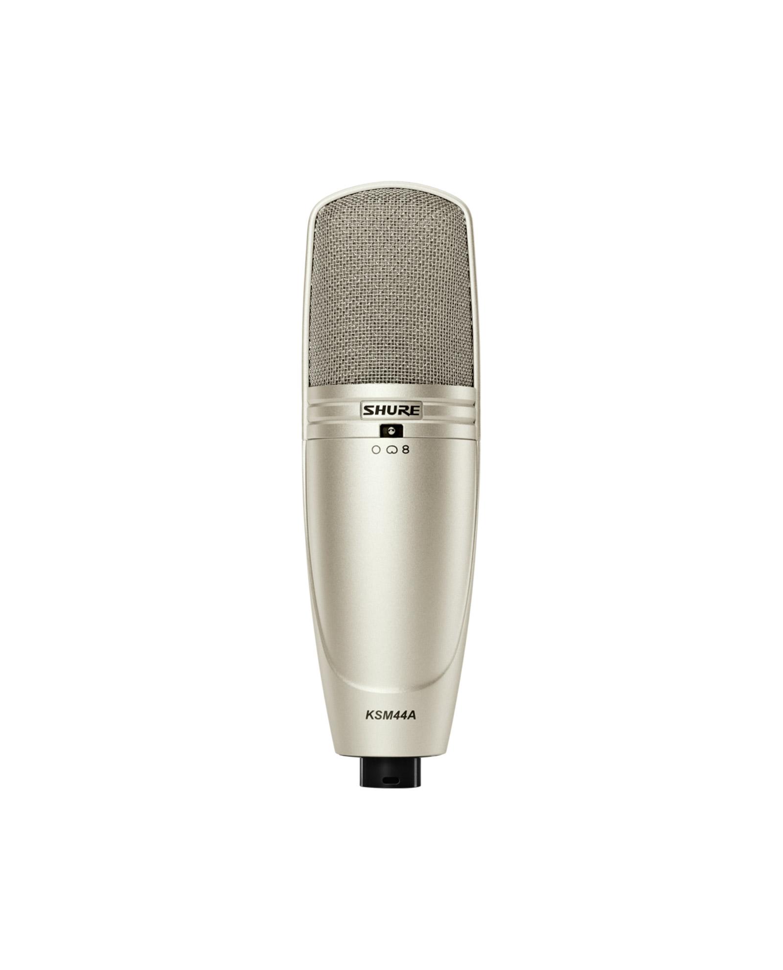Shure Ksm44a Large Diaphragm Multi Pattern Condenser Microphone 1