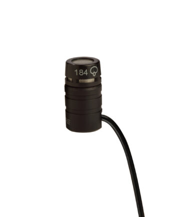 Shure Mx184 Supercardidioid Lavalier Microphone