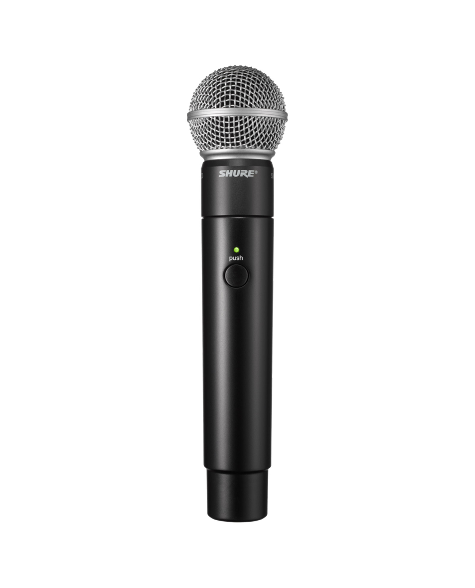Shure Mxw2 Sm58 Handheld Transmitter With Sm58 Capsule