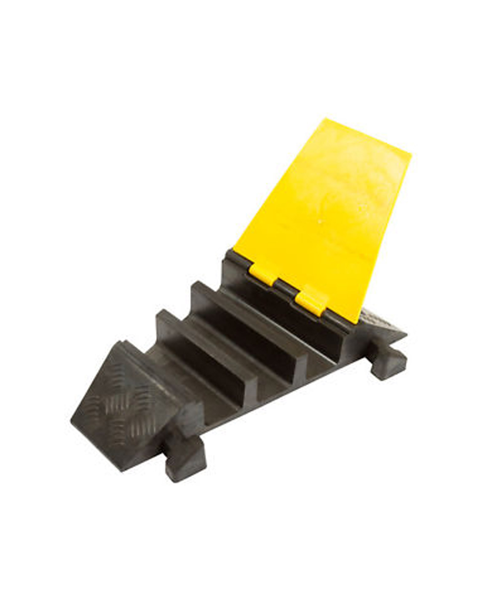 Tcp Cp 4c Cable Ramp Protector 3 Channel Corner 45 Degree