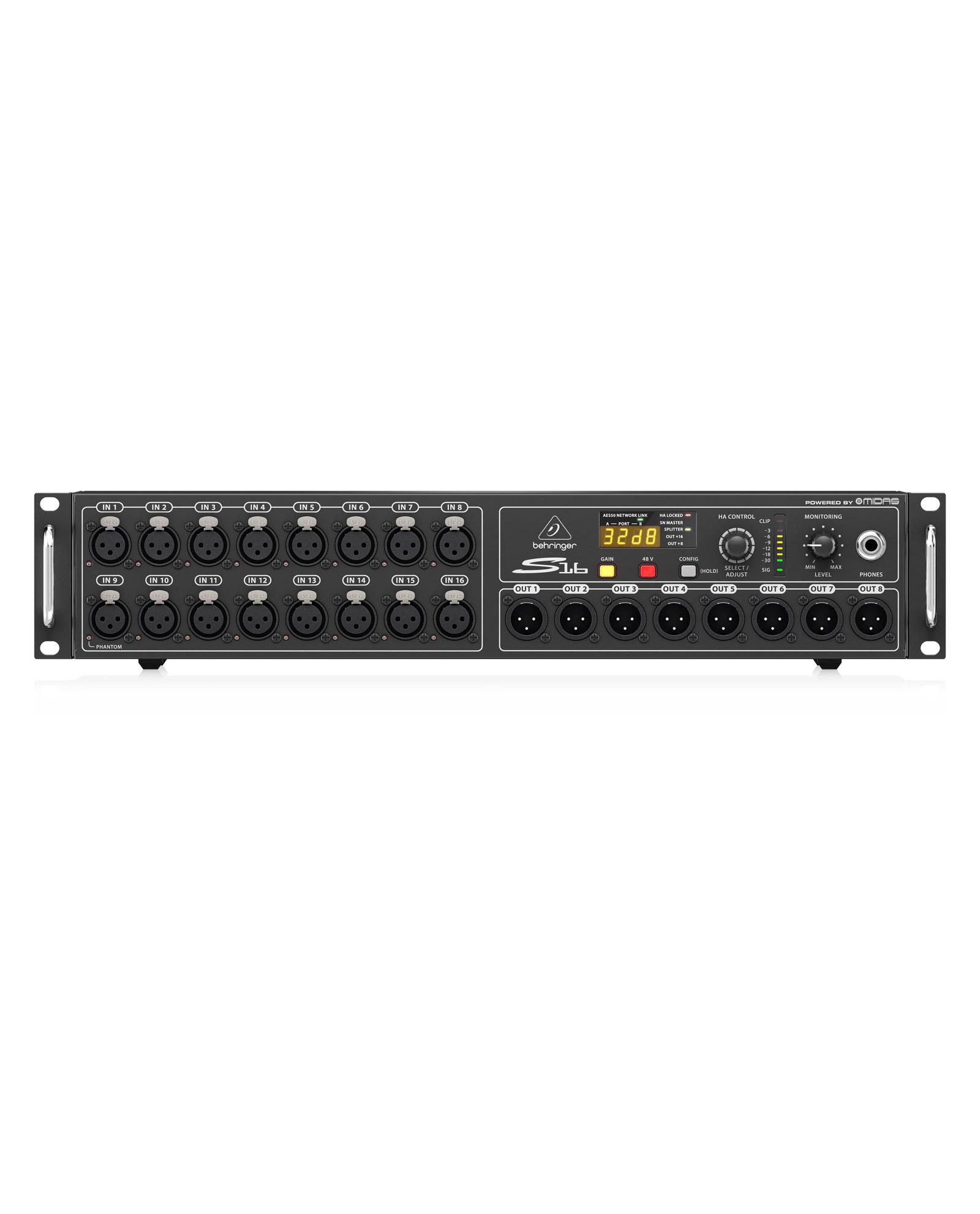 Behringer S16 Digital Stage Box