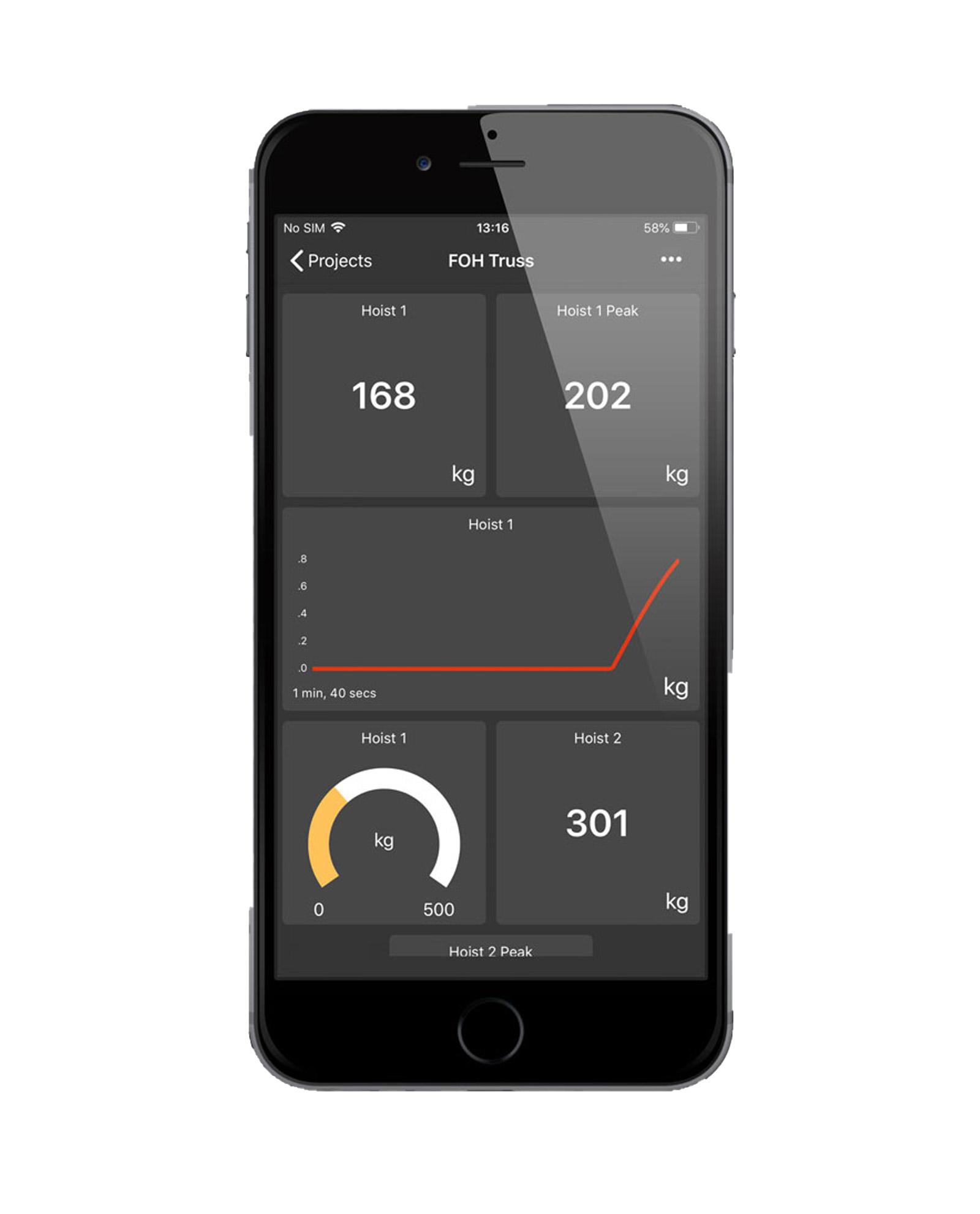 Broadweigh App