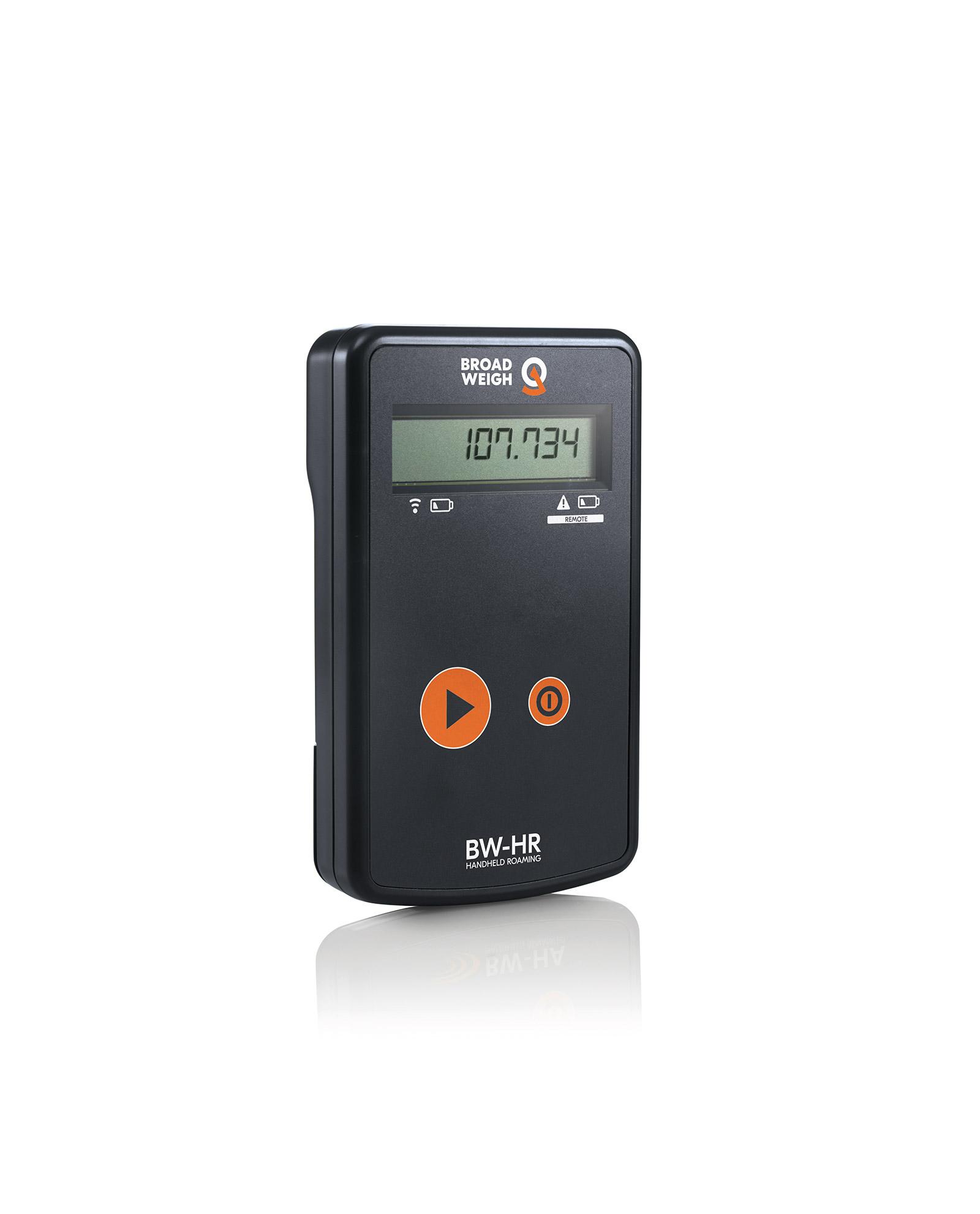 Broadweigh Bw Hr Wireless Handheld Device