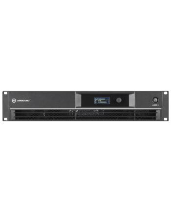 Dynacord L1300fd Dsp 2x650w Power Amplifier