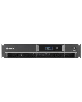 Dynacord L2800 Dsp 2x1400w Power Amplifier