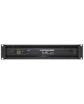 Dynacord Sl1200 2x600w Power Amplifier 1