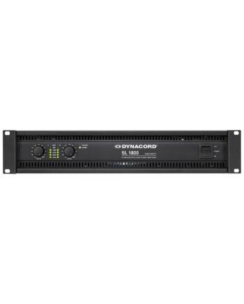 Dynacord Sl1800 2x900w Power Amplifiers 1