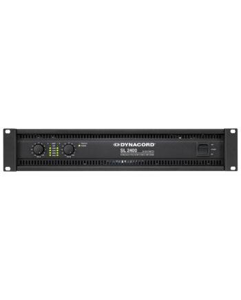 Dynacord Sl2400 2x1200w Power Amplifier1