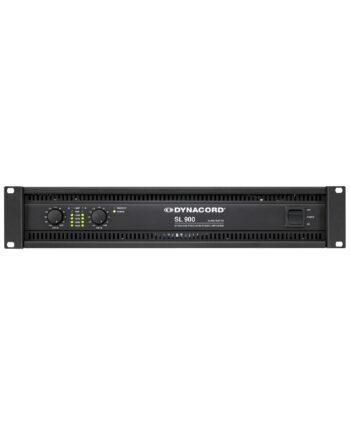 Dynacord Sl900 2x450 Power Amplifier 1