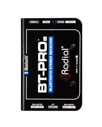 Radial Bt Pro V2 Stereo Bluetooth Direct Box 1