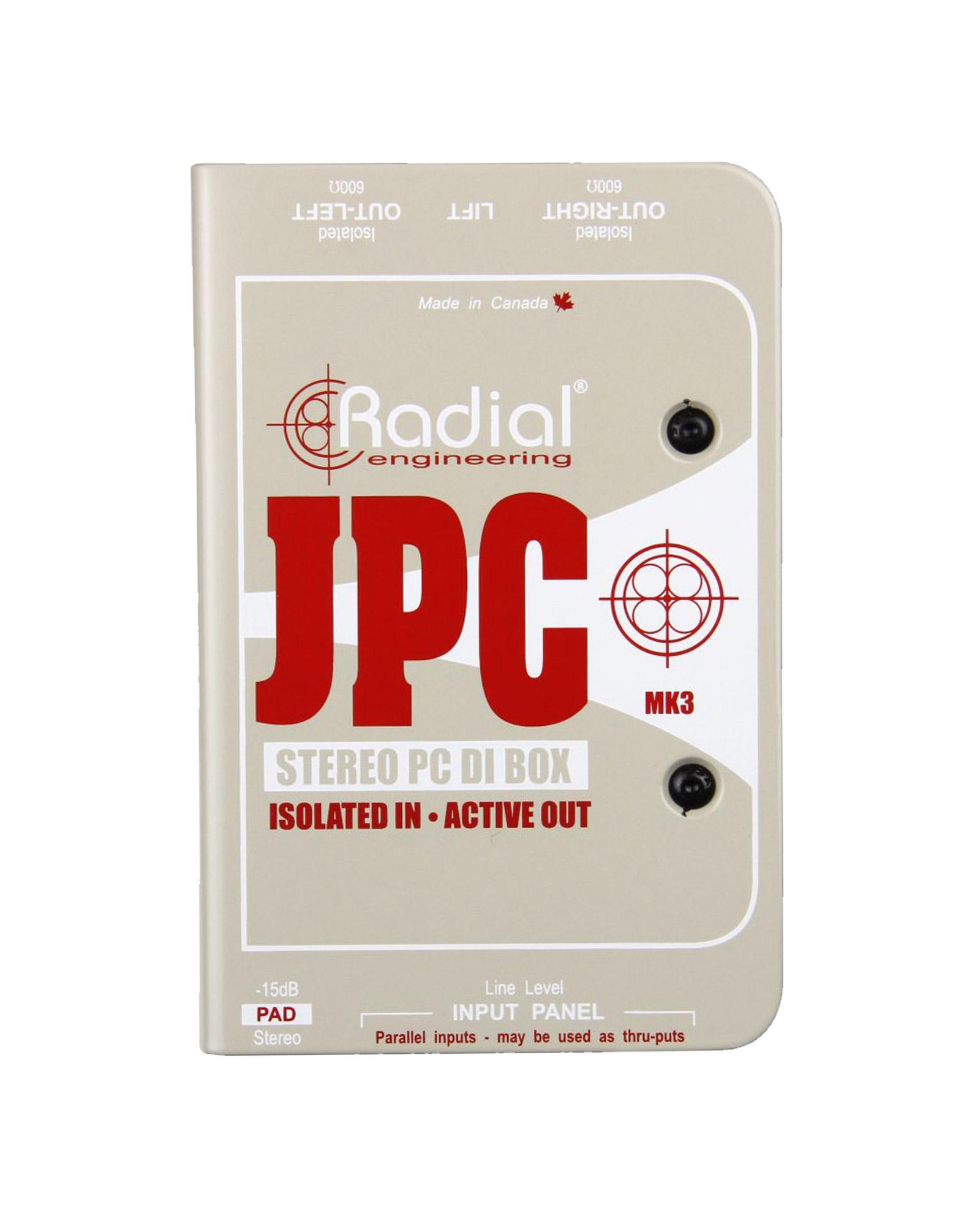 Radial Jpc Computer Direct Box 1