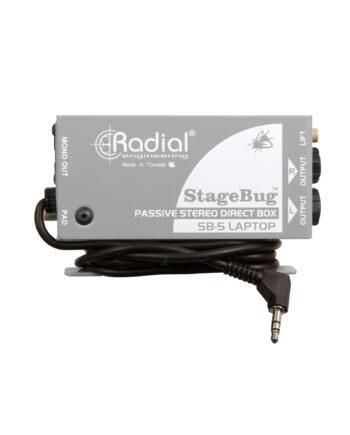 Radial Stagebug Sb 5 Compact Stereo Laptop Di 1