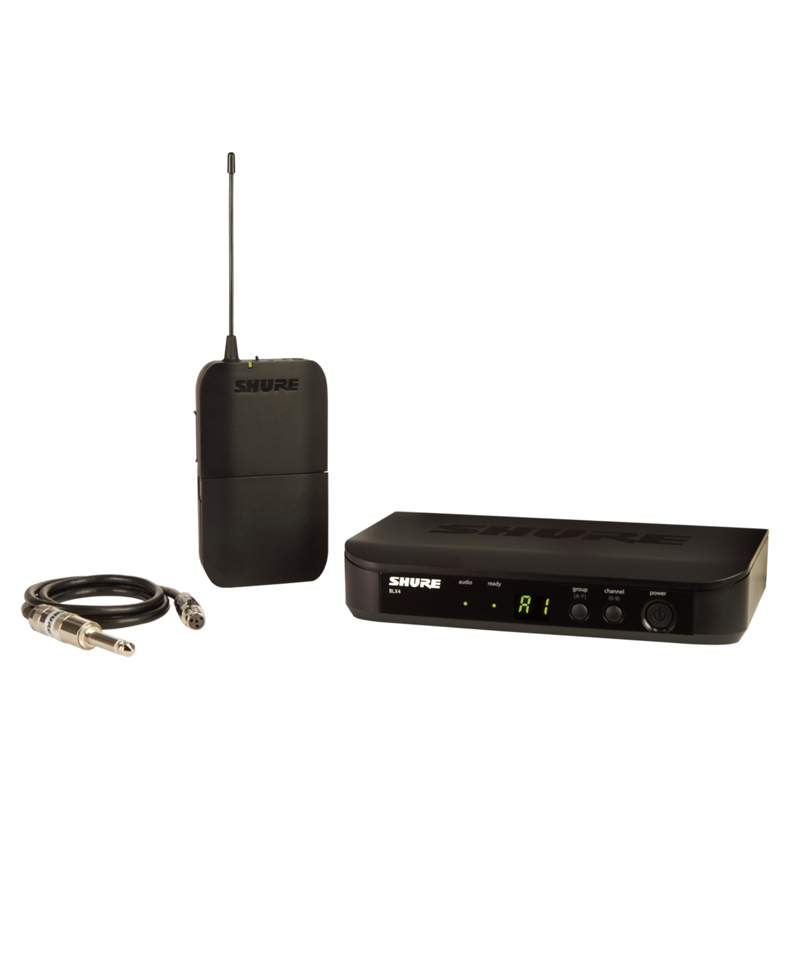 Shure Blx14 Wireless System For Guitarists 1