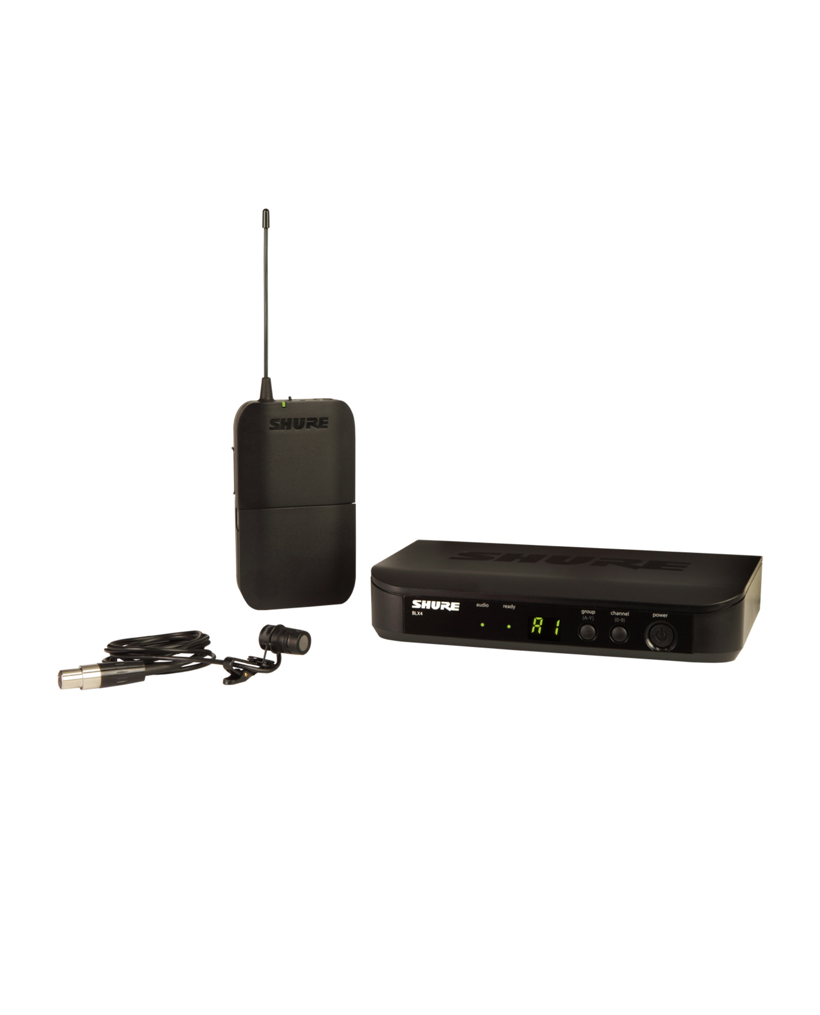 Shure Blx14 W85 Wireless Presenter System With Wl185 Lavalier Microphone 1