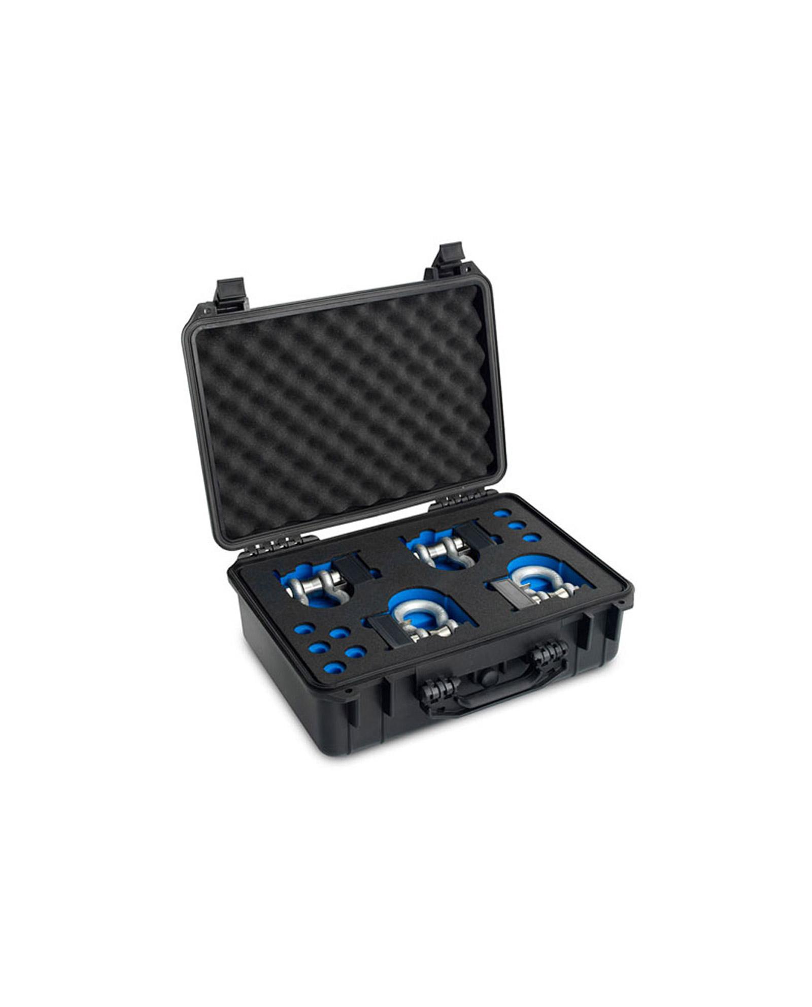 Broadweigh Bluetooth Flight Case