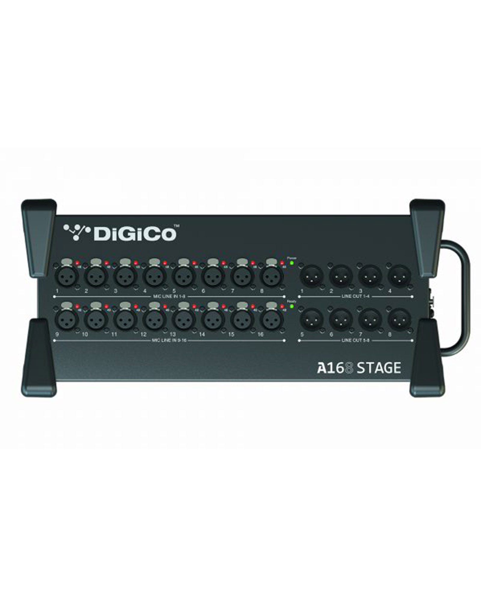 Digico a168 Stage
