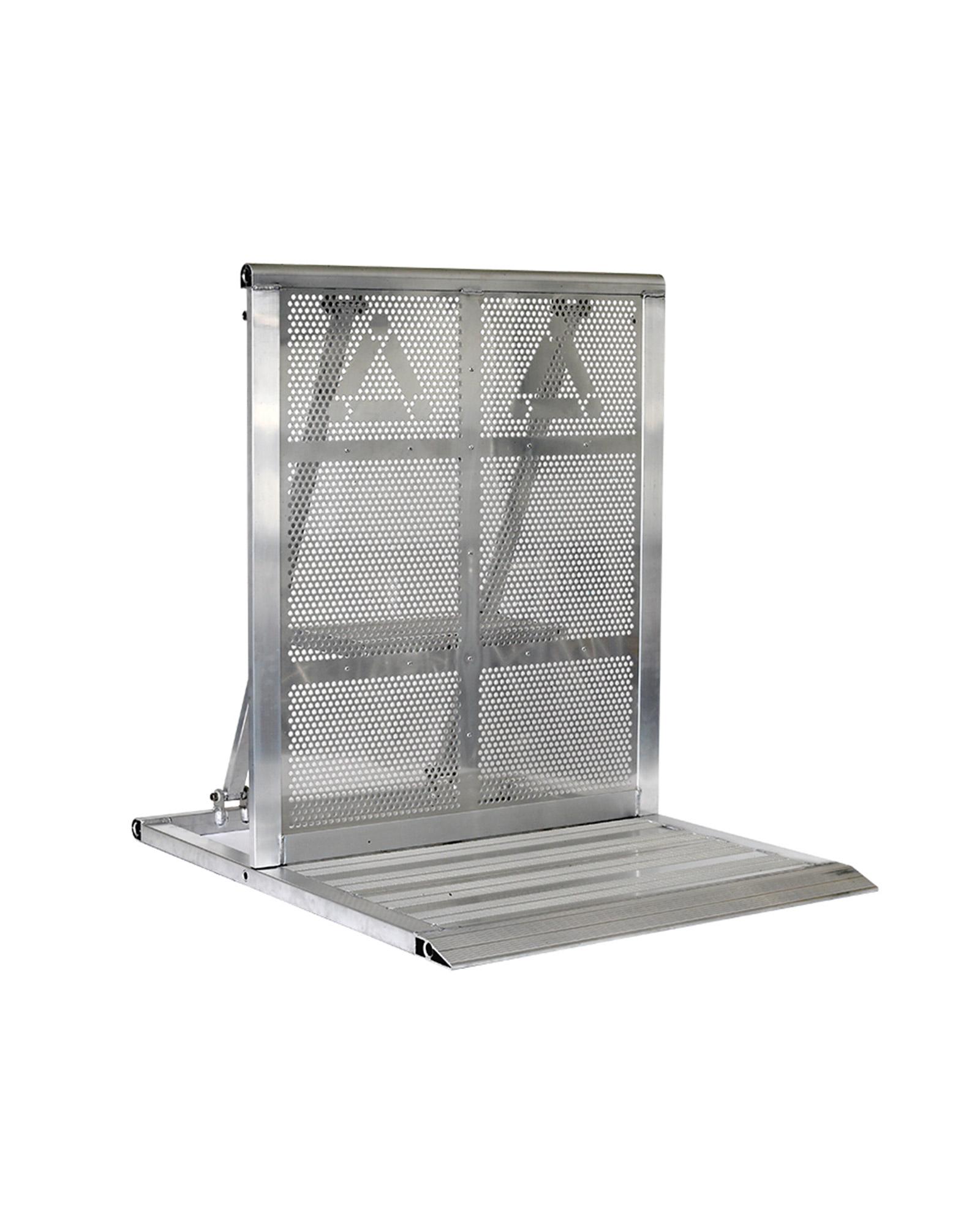 Prolyte Crowd Barrier Aluminium Crowd Barrier