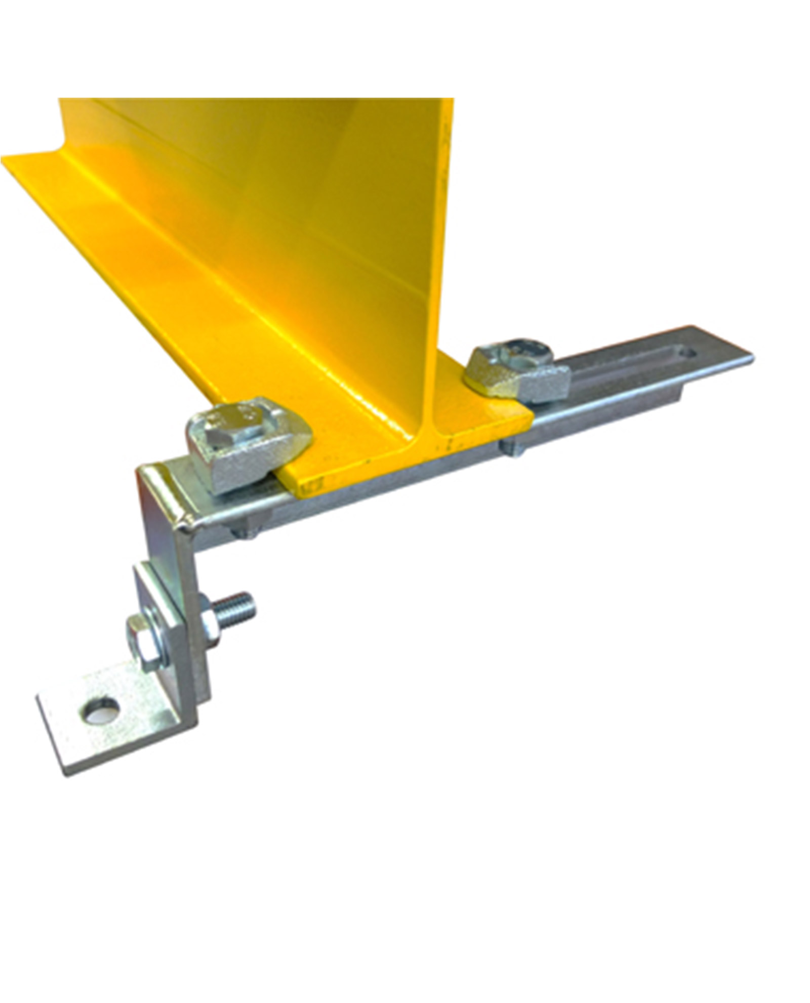 Doughty Girder Clamp With End Bracket