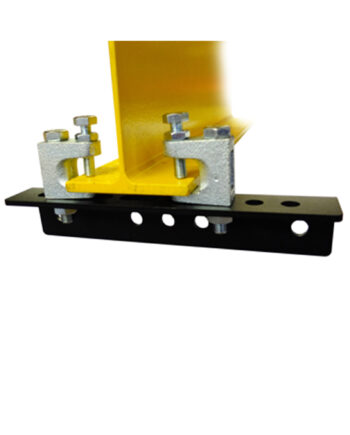Doughty Girder Clamp With Lindapters