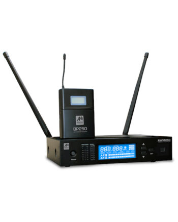 Ashton Awm250 Wireless Body Pack System