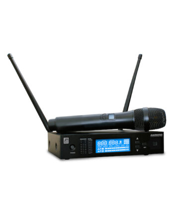 Ashton Awm250 Wireless Handheld System