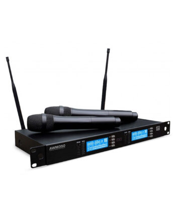 Ashton Awm350ht Dual Handheld Wireless System
