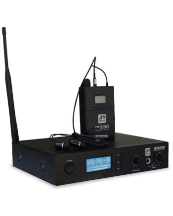 Ashton Iem250 Wireless In Ear Monitoring System