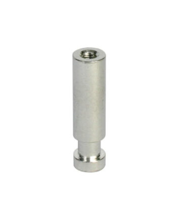 Doughty 16mm Solo Female Aluminium Spigots