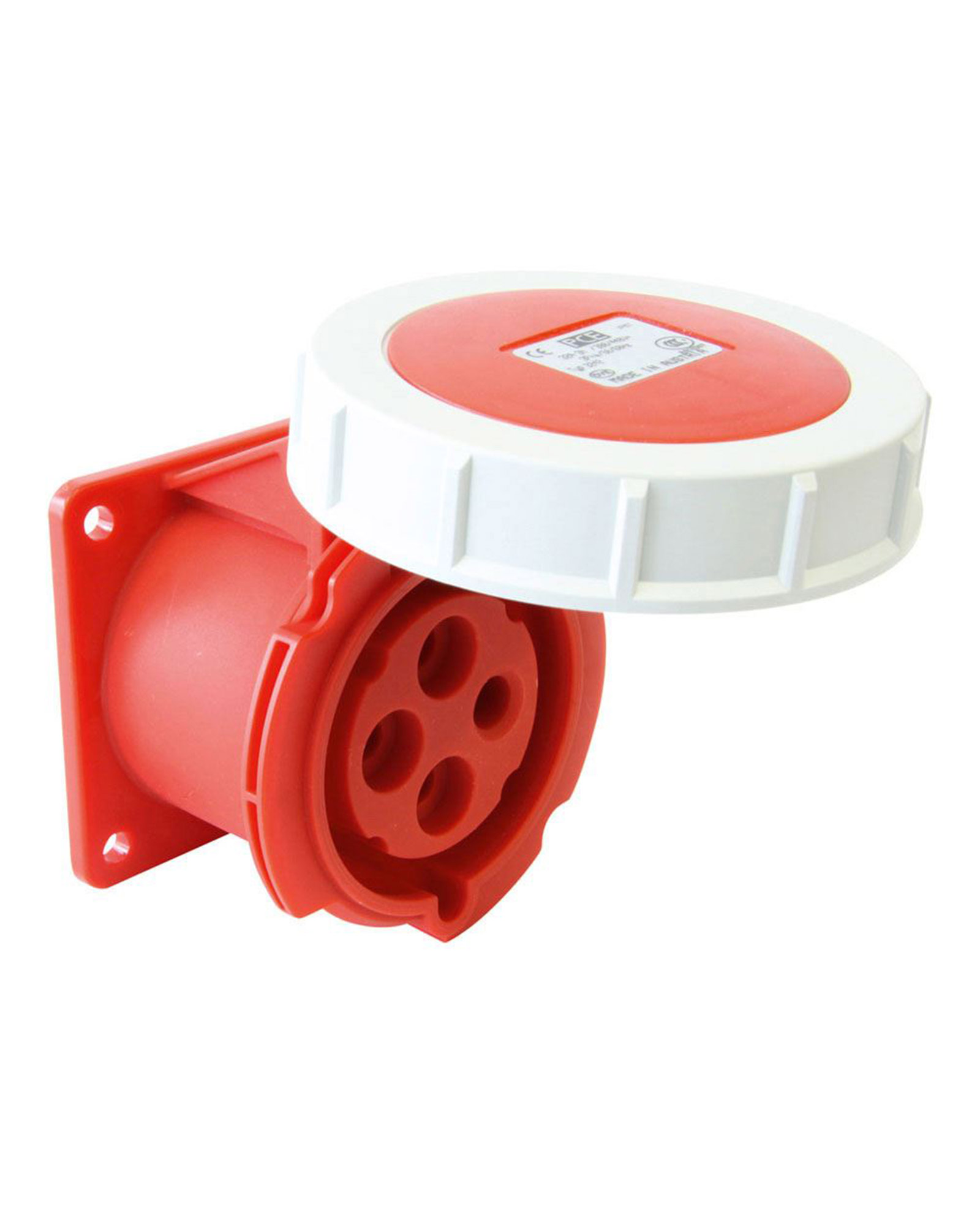 Pce Electric Cce Container Series cee Flanged Socket 32a 4p Ip67