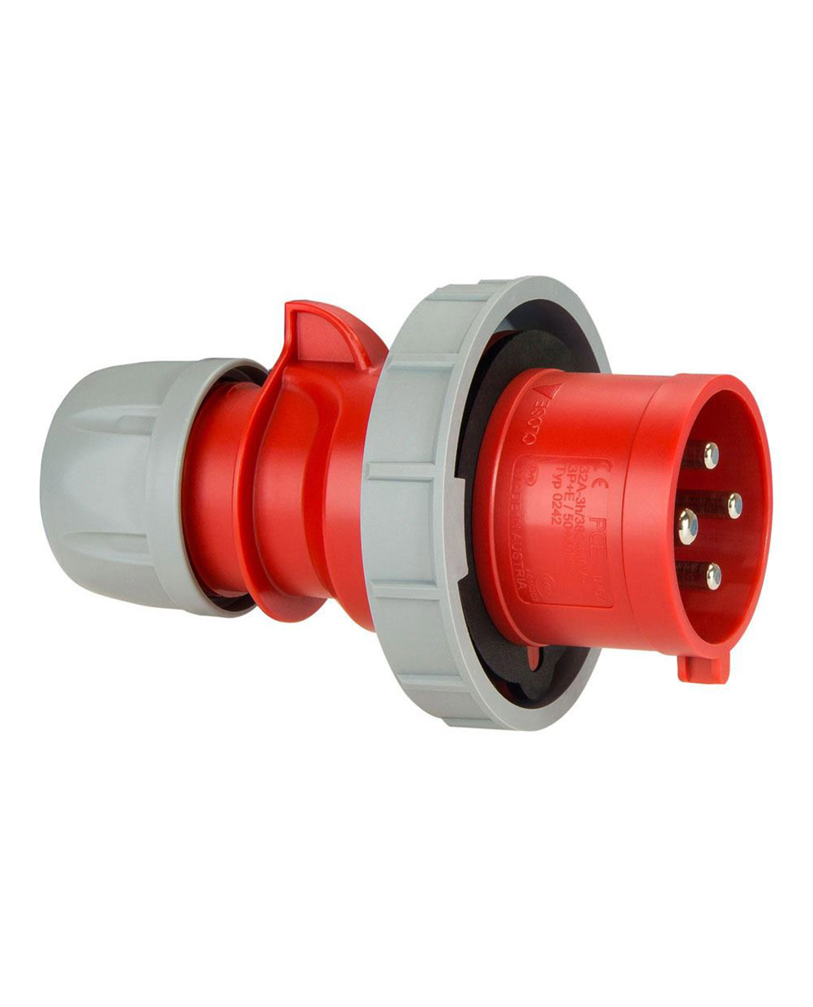 Pce Electric Cce Container Series Cable Plug 32a 4p Ip67